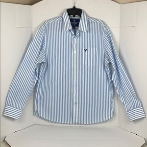 American Eagle Outfitters striped men's size Large